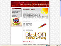 Missouri Valley Fire, Burn and Life Safety Conference