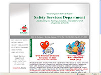 Safety Services Department - NO LONGER ACTIVE